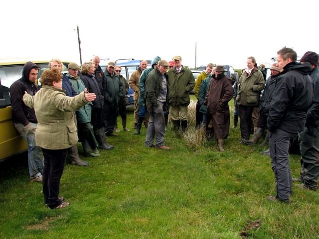 Meetings are being held to gather views from farmers, commoners and landowners.