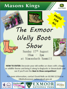 Welly Boot Show Poster